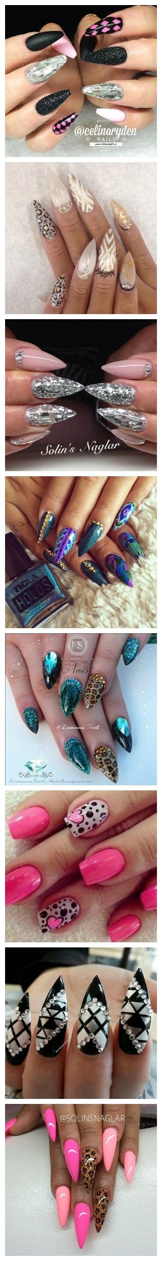 Nail Art Ideas and Designs | Nail Art, Styles, Polish | Pinterest ...