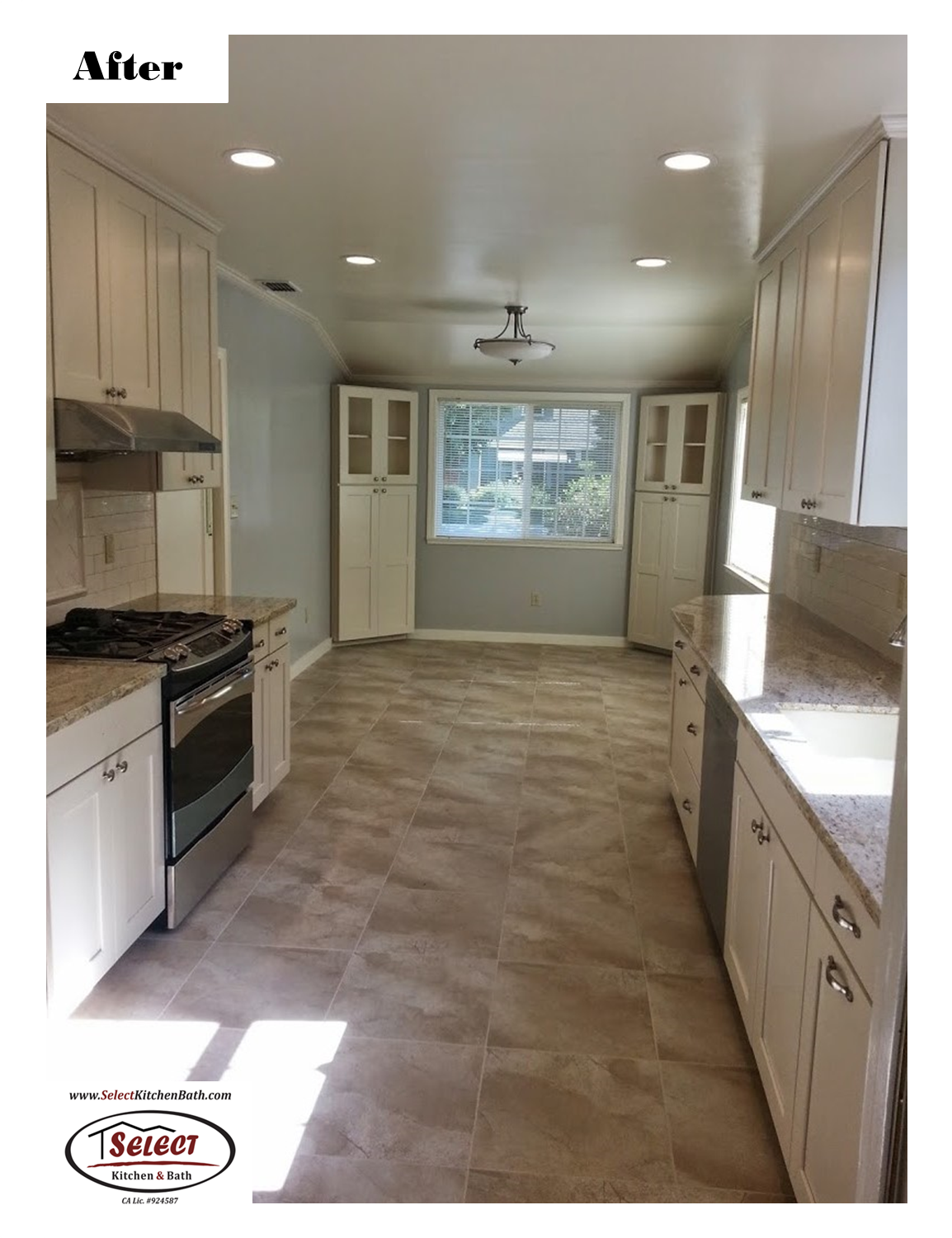 Beau Installed By Select Kitchen U0026 Bath   Roseville CA Tony Kitchen Remodel  Granite Countertops