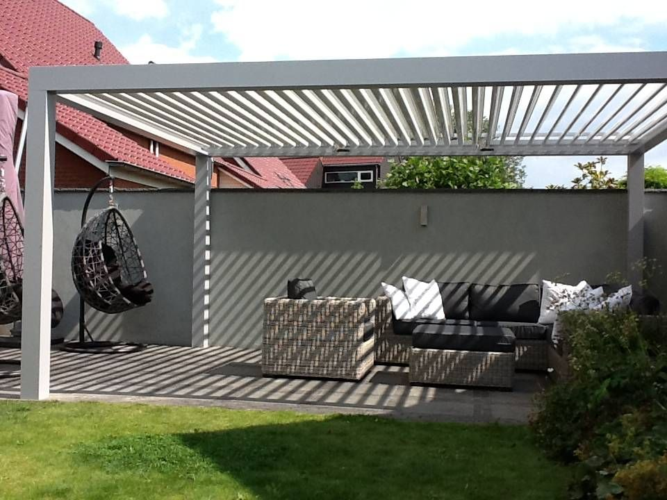 lamellen pergola garten garden pflanzen plants pinterest berdachungen terrasse und. Black Bedroom Furniture Sets. Home Design Ideas