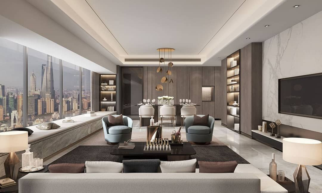 Living Room Kebayoran Jakarta Selatan Design Build Your Home Designandbuil Luxury Living Room Luxury Living Room Design Interior Design Living Room