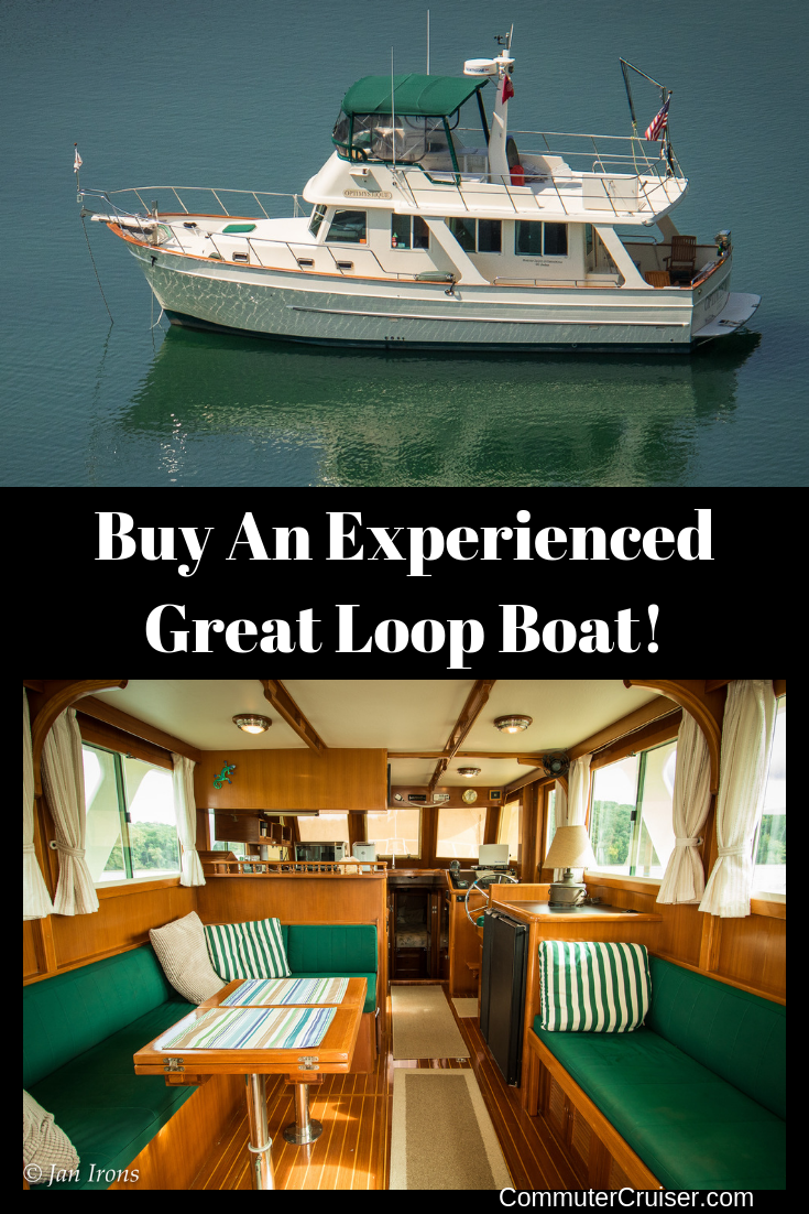 Sadly, Our 2007 Mariner 40 is For Sale! | The Great Loop