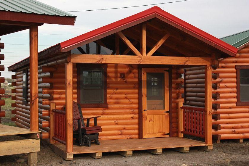 Bon The Hunter Log Cabin For Only $5,885