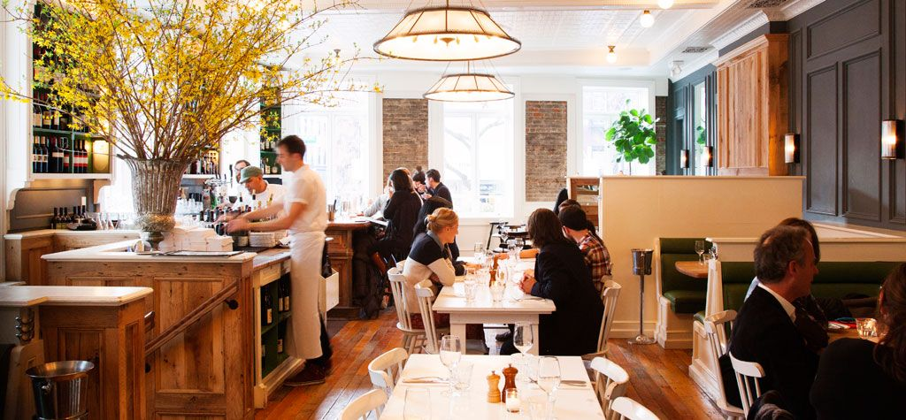 Peels Nyc Cafe Restaurant Bowery St Spin Off From