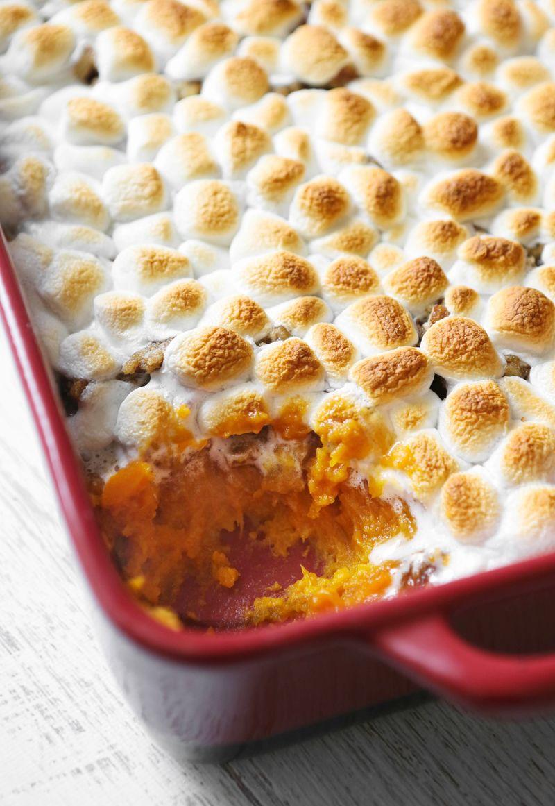 Sweet Potato Casserole to Feed the Masses! - pipandebby.com