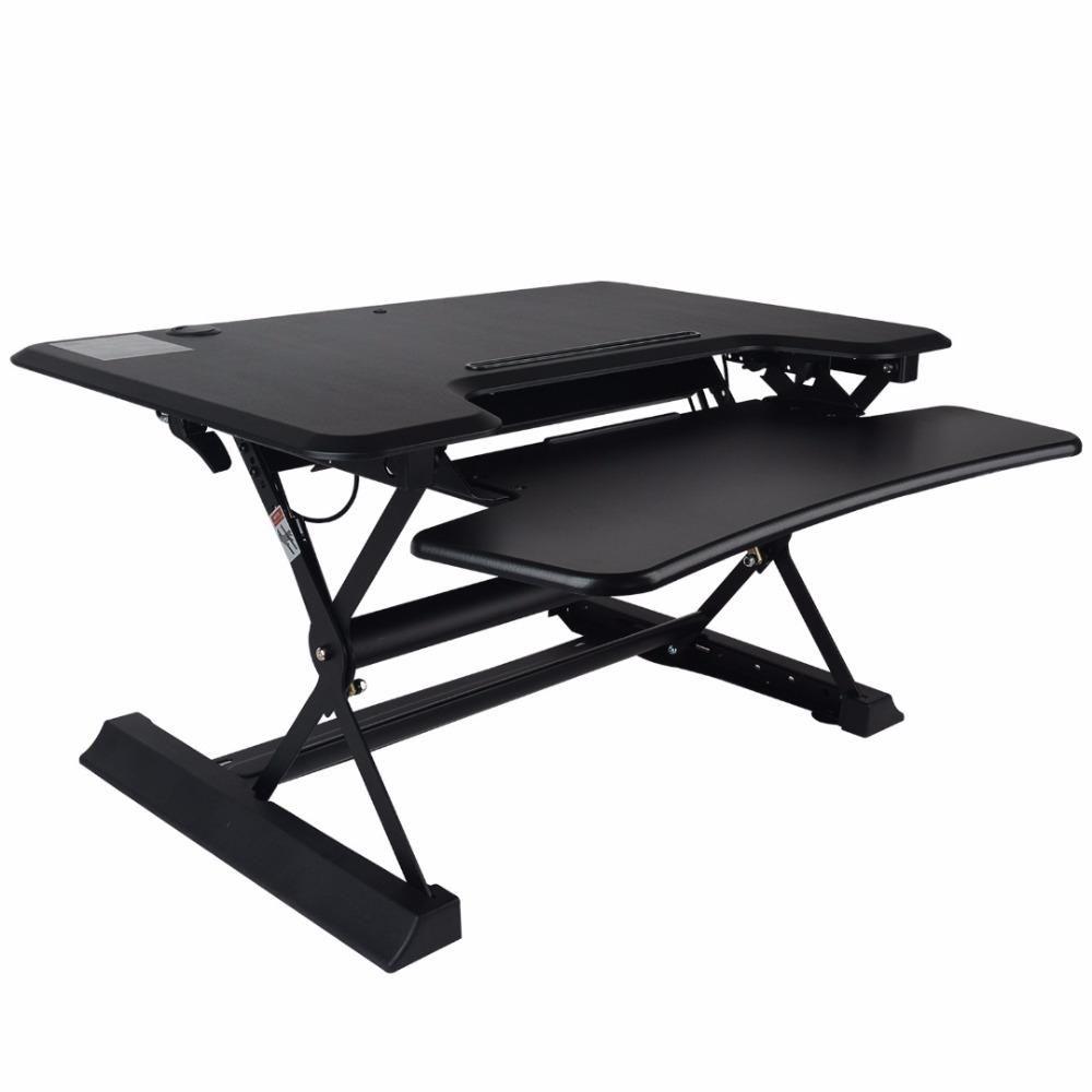 Adjustable Height Stand Up Desk Workstation