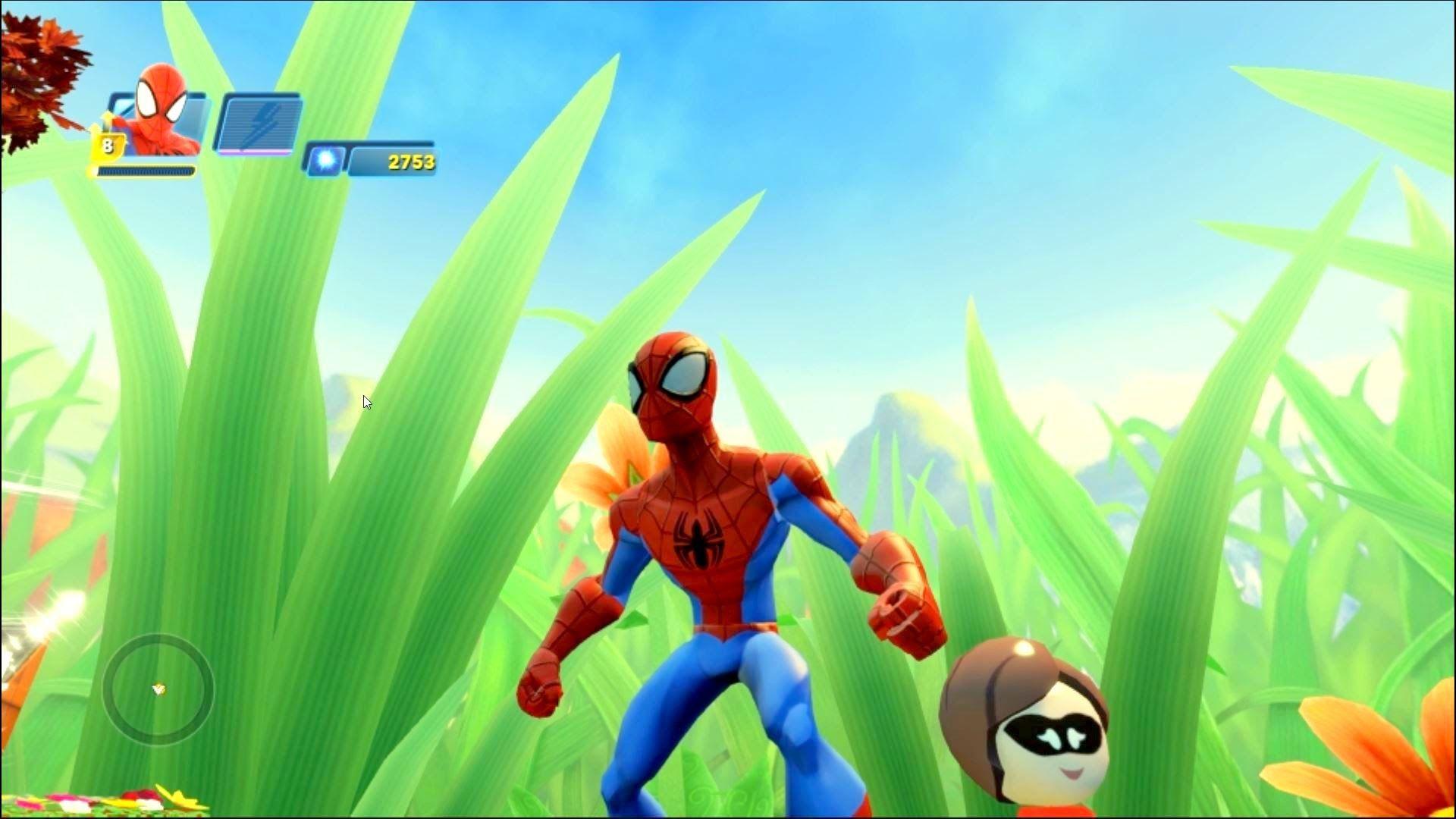 Spiderman Adventures