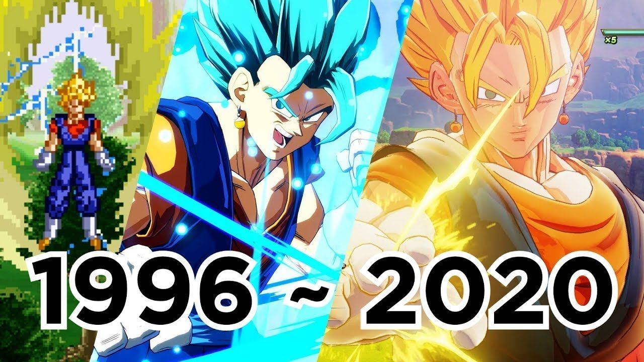 The Evolution Of Dragon Ball Z Games Updated Dragon Ball Dragon Ball Z Game Update