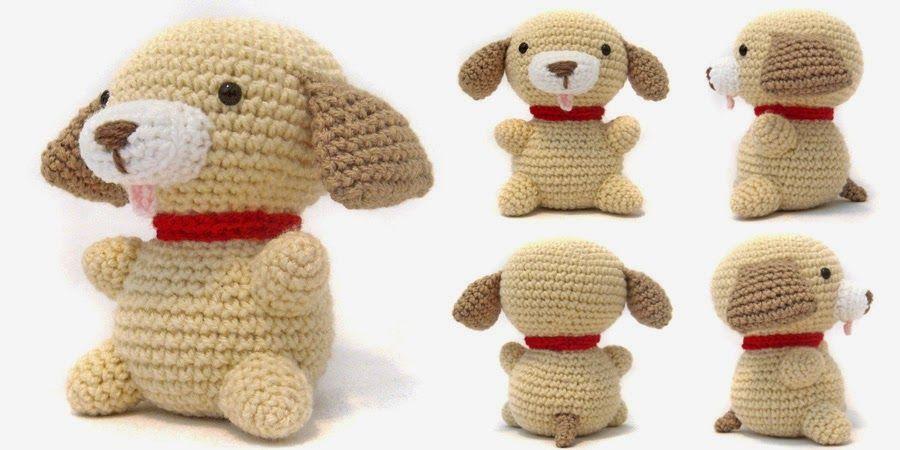 Free Pattern Friday: Puppy Amigurumi (i crochet things ...