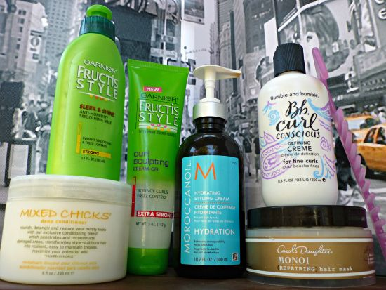Curly Hair Learn The 5 Best Products For Styling And Caring For