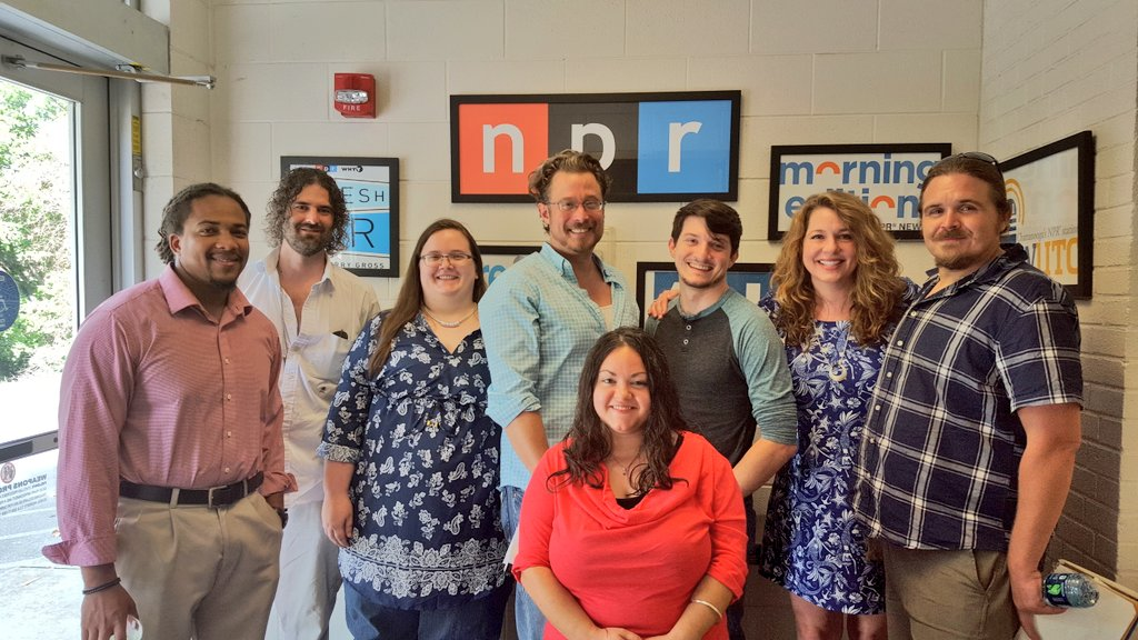 NPR Recording at Chattanooga