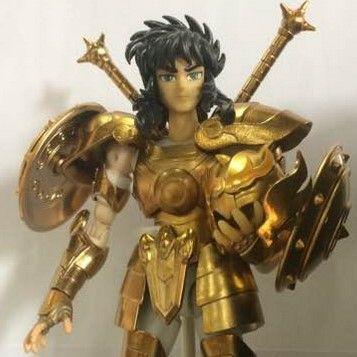 In Stock Libra Dohko Oce Saint Seiya Cloth Myth Ex Metal Armor Speeding Cs Aurora Model Saint Seiya Action Figures Toys Libra