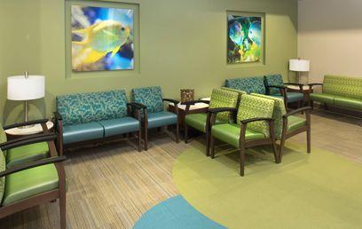 GLOBALcare installation at The WellStar East Cobb Health Park in Marietta, GA.