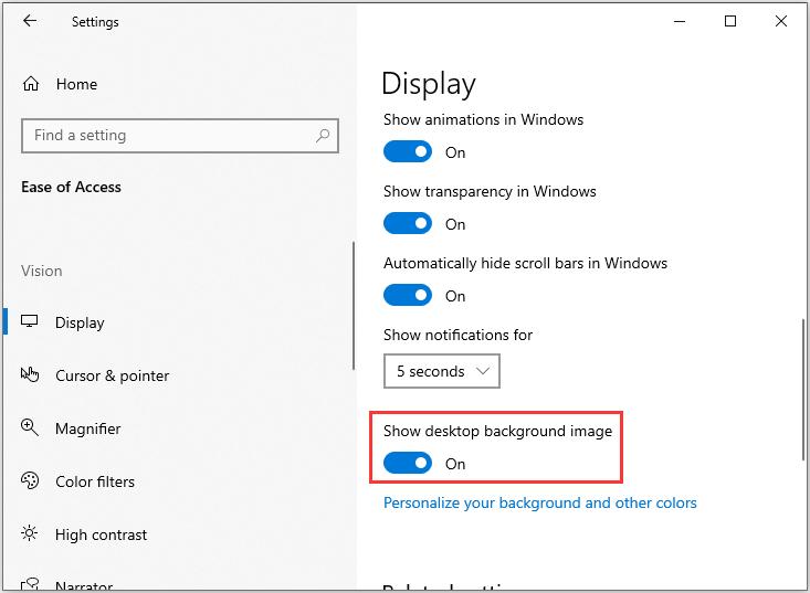 5 Ways How To Fix Black Desktop Background On Windows 10 Black Desktop Background Black Desktop Backgrounds Desktop