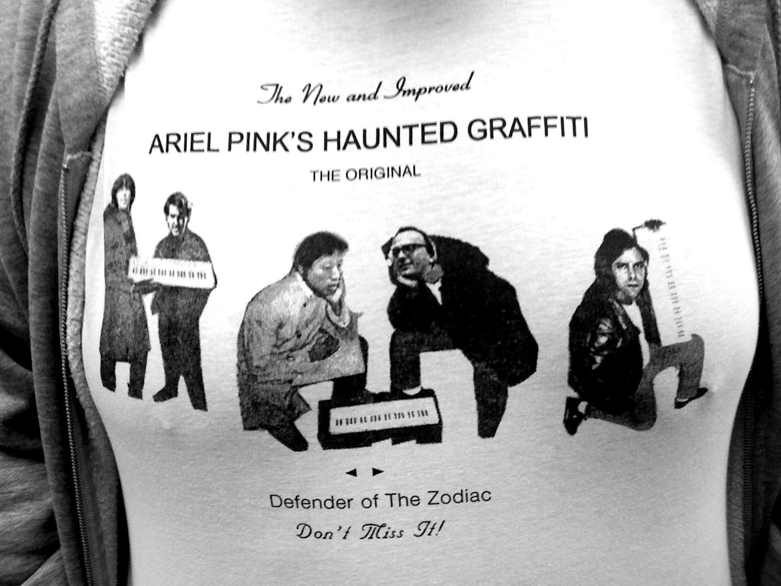 Ariel Pink S Haunted Graffiti T Shirt Pink Tshirt Band Tshirts T Shirt