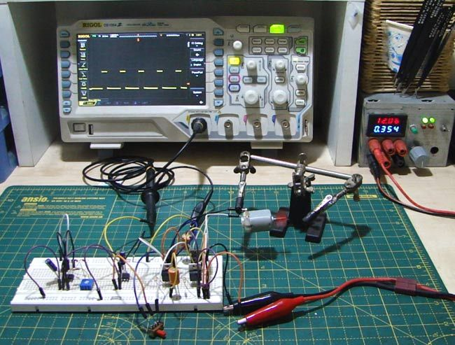 Simple Mosfet Amplifier Circuit