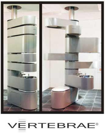 Modern Bathroom Its Called Vertebrae For The Home