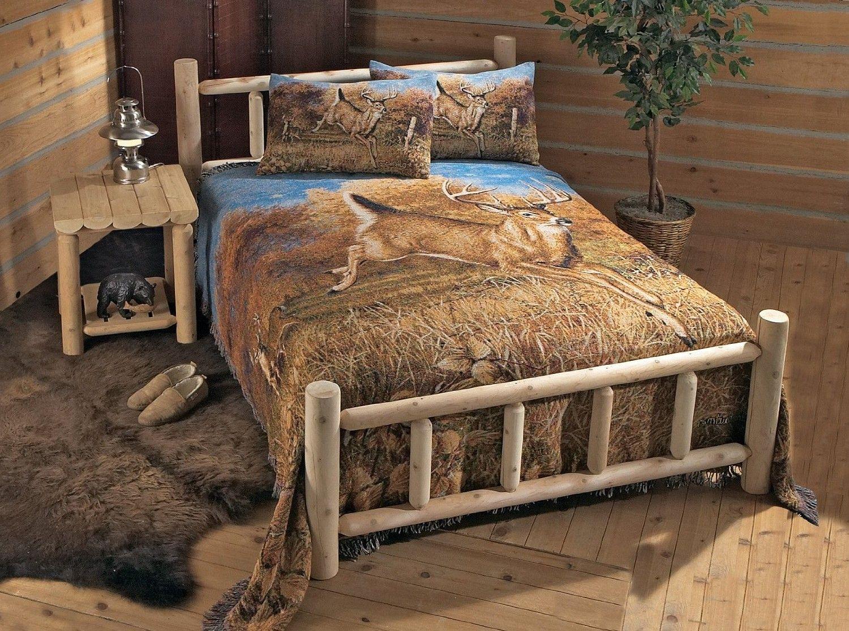 rustic western bedroom furniture brown plank bunk underneath rh pinterest co uk Western Bedroom Furniture Sets Rustic Cabin Bedroom Furniture