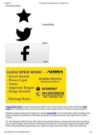 Gadai BPKB Mobil Adira Finance | Movie posters, Finance