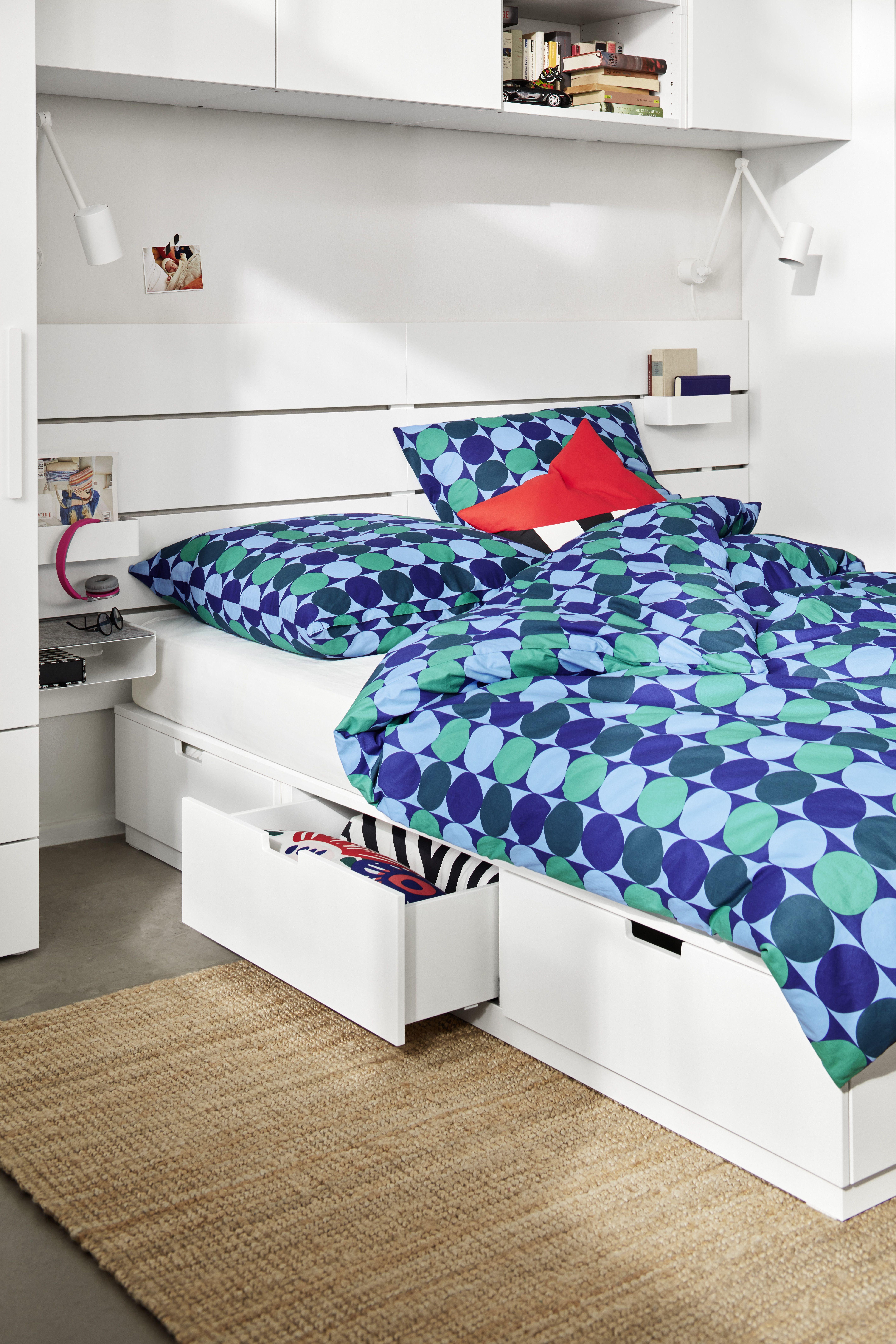 Bettwäscheset 2 Teilig Krokuslilja Blaugrün In 2019 Schlafzimmer