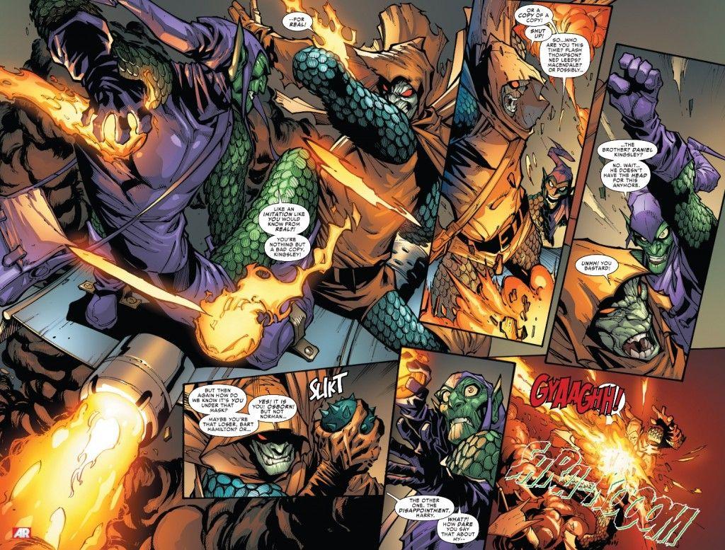 Venom vs Rhino  Battle  Superhero Database