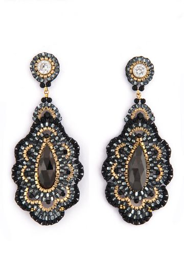 MIGUEL ASES  To Die For Earrings