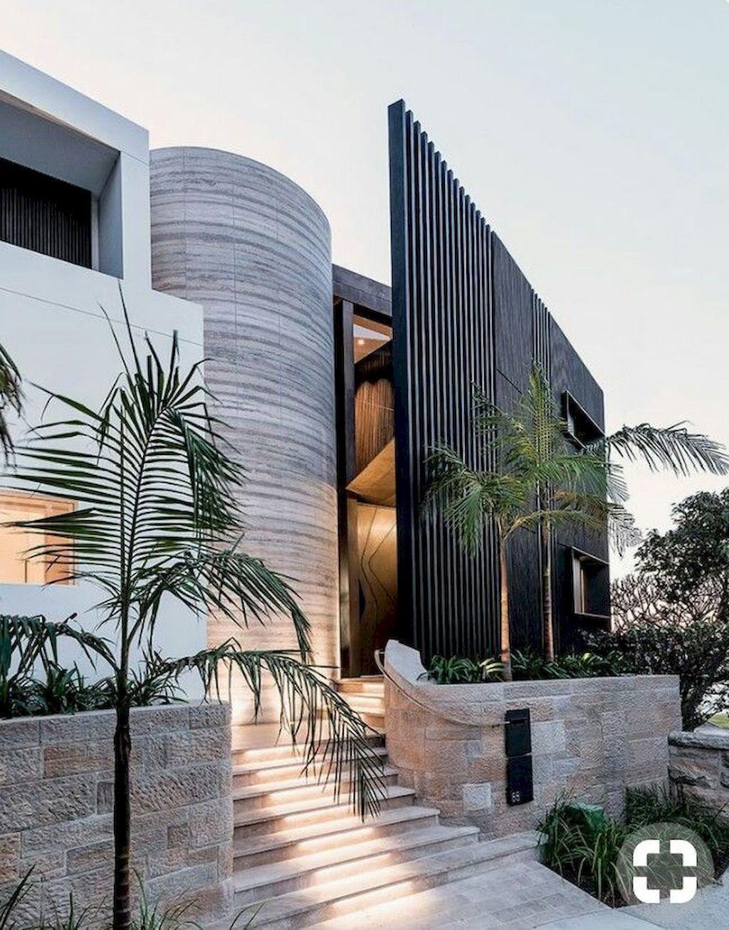 Dreamiest Scandinavian House Design Exterior Ideas  Https://carrebianhome.com/dreamiest