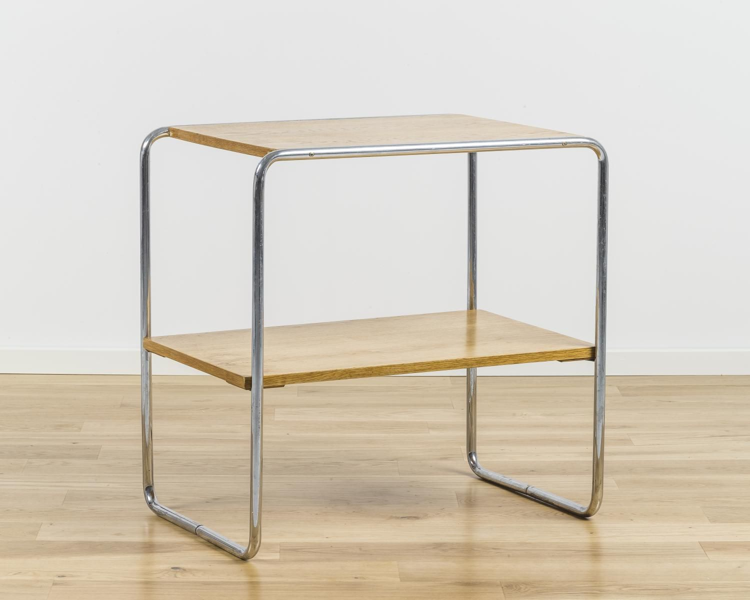 Vintage B12 Table by Marcel Breuer for Bauhaus
