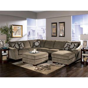 grenada sectional ashley furniture  sc 1 st  Pinterest : grenada sectional ashley furniture - Sectionals, Sofas & Couches