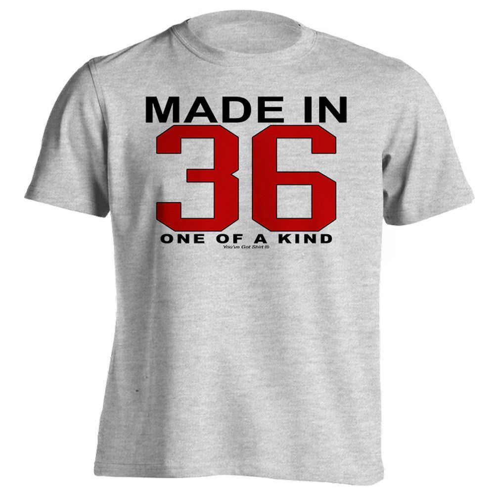 A Great 80th Birthday Gift For Someone Born In 1936 To Give At Party Whether You Are Buying This Shirt As Somebody Special Or Wearing