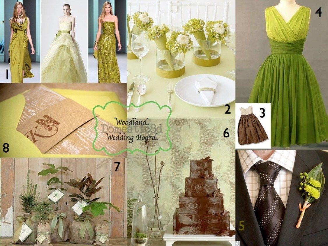 30 beautiful woodland themed wedding decorations wedding themes 30 beautiful woodland themed wedding decorations junglespirit Gallery