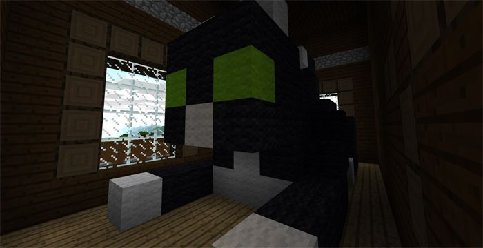 Woodland Mansion Next To Spawn Seed For Minecraft Pe 1 2 0 7