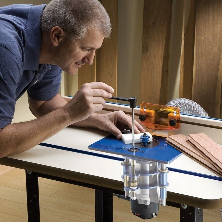 Rockler router lift fx router lift woodworking and router table rockler router lift rockler router lift fx adjust bit height quickly and easily from atop your router table and enjoy sag free support from the heavy duty greentooth Images