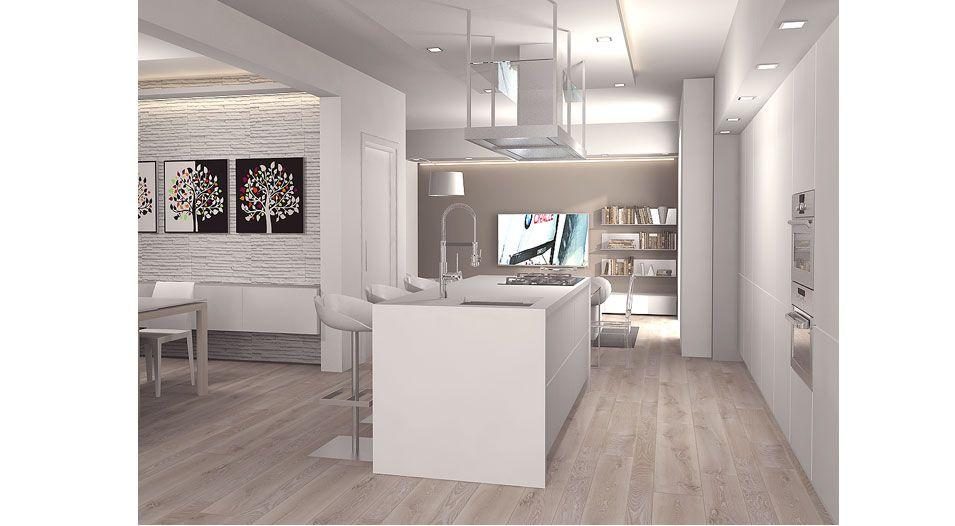 Pin su Progetto appartamento 100 mq.