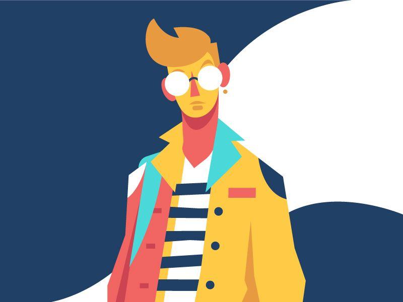 Préférence Best 25+ Flat illustration ideas on Pinterest | Flat icons, Flat  DG42