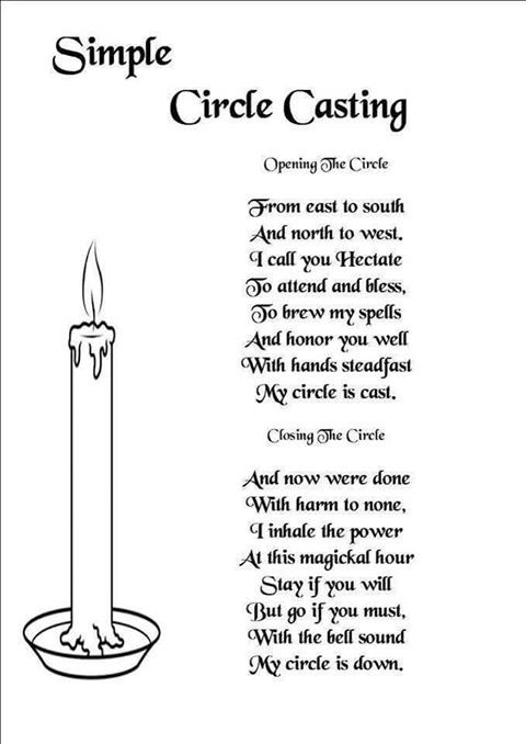 Beginner Wicca - how to cast a circle | Beginner Wicca
