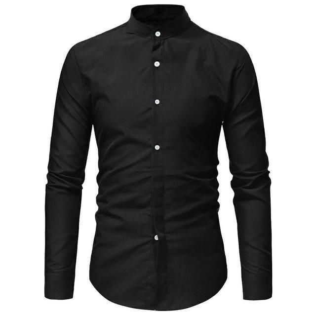 Shirts Fredd Marshall 2018 Summer Fashion Striped Shirt Men Casual Long Sleeved Social Business Dress Shirt Male Cotton Clothes Fm166