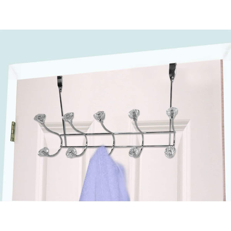 Null Home Basics Over The Door Hanger Hanging Racks