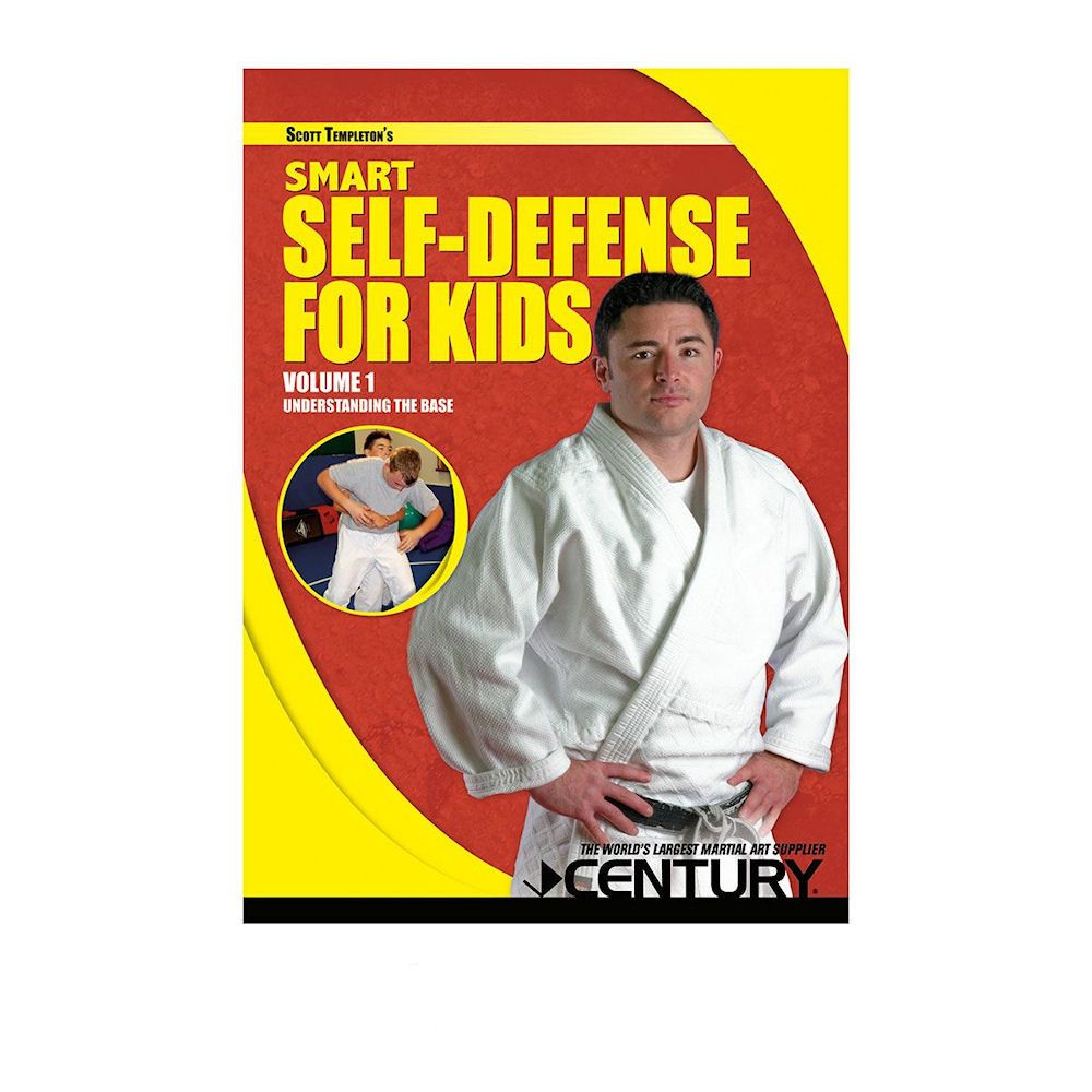 """Scott Templeton: Smart Self Defense For Kids Series Titles DVD's. Scott Templeton: Smart Self Defense For Kids Series Titles DVD's  Training DVD    4 titles to choose from.Available in DVD only.           Volume 1: Understanding the Base Teach your students how to prevent dangerous situations by staying well rooted and balanced, giving you control of the situation. Kids will also learn the importance of and how to maintain a solid stance. Students will easily learn how to """"escape"""" bully…"""