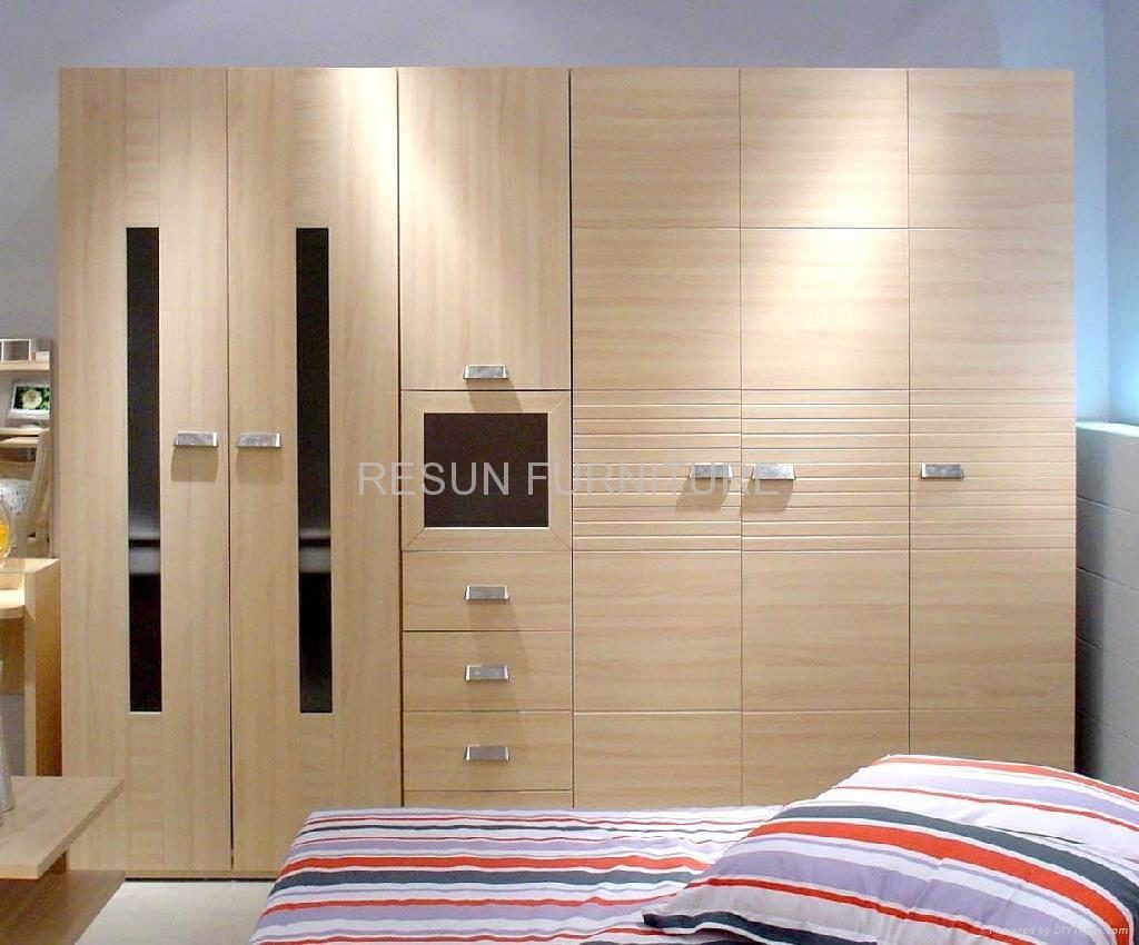 Splendid Bedroom Cupboard DesignsHome Interior Designs Bedroom