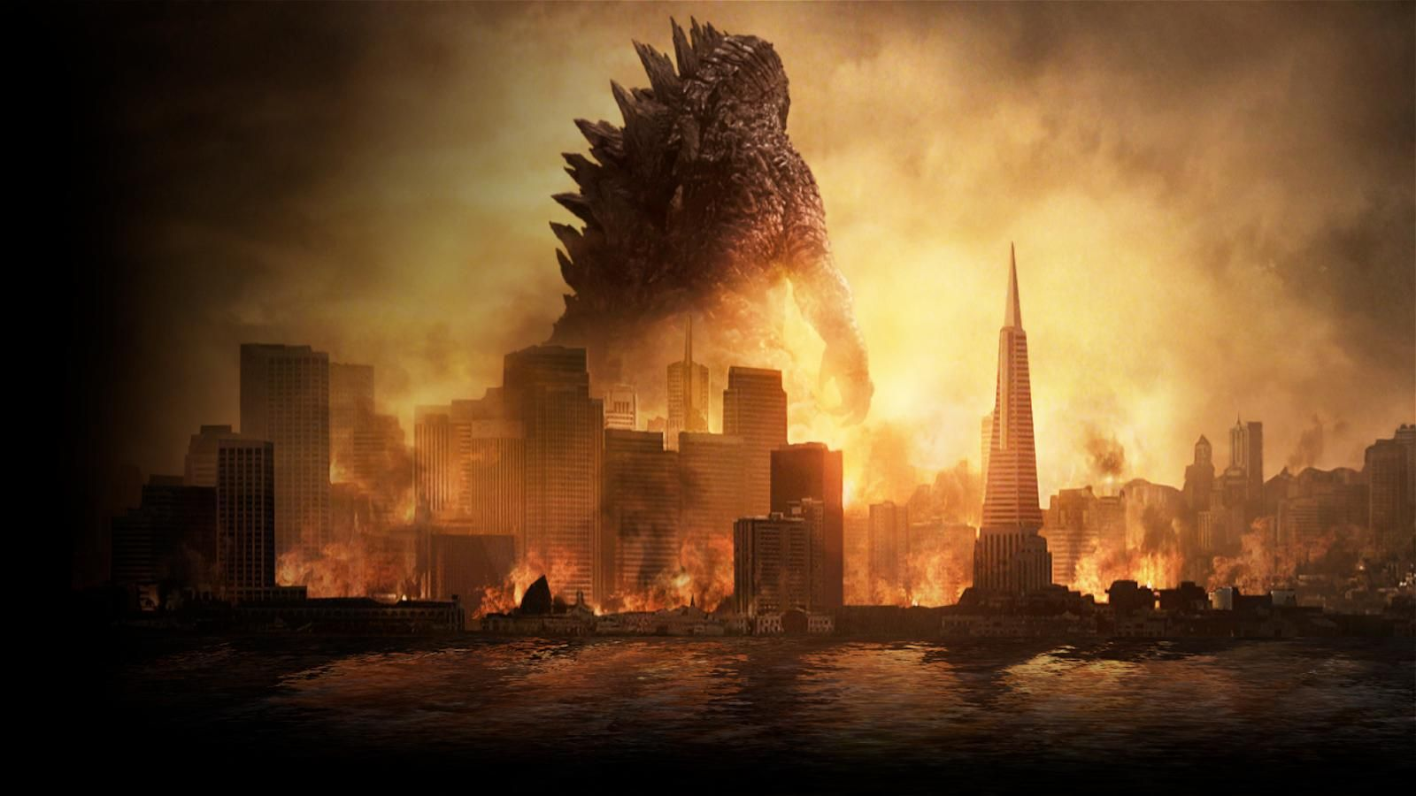 Godzilla HD Wallpapers Backgrounds Wallpaper