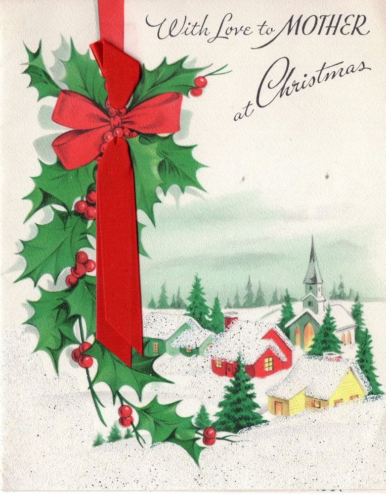 Images of American Greeting Christmas Cards - Christmas Tree ...