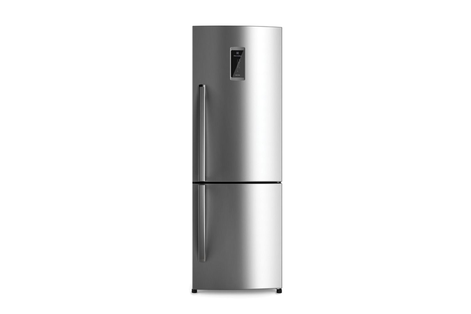 This Fridge Freezer From Electrolux Offers External Electronic Temperature  Controls, Contemporary Power Efficient LED Lighting And Is Finished In Mark  ...