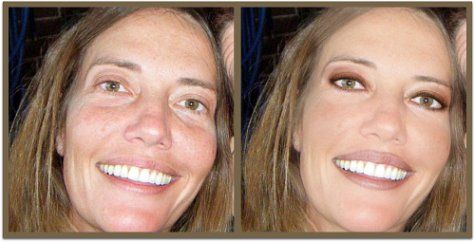 Real Women Case Studies Of Color Analysis Clients Autumn Skin Warm Skin Tone Colors Soft Summer Makeup