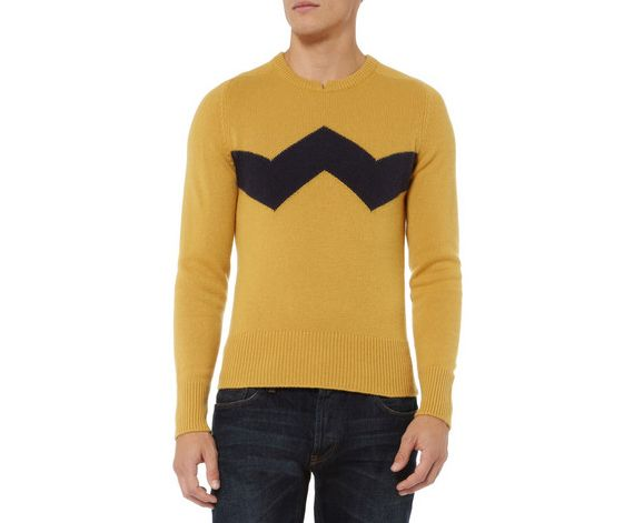 It's The $995 Cashmere Sweater, Charlie Brown (ridiculous, but great concept)