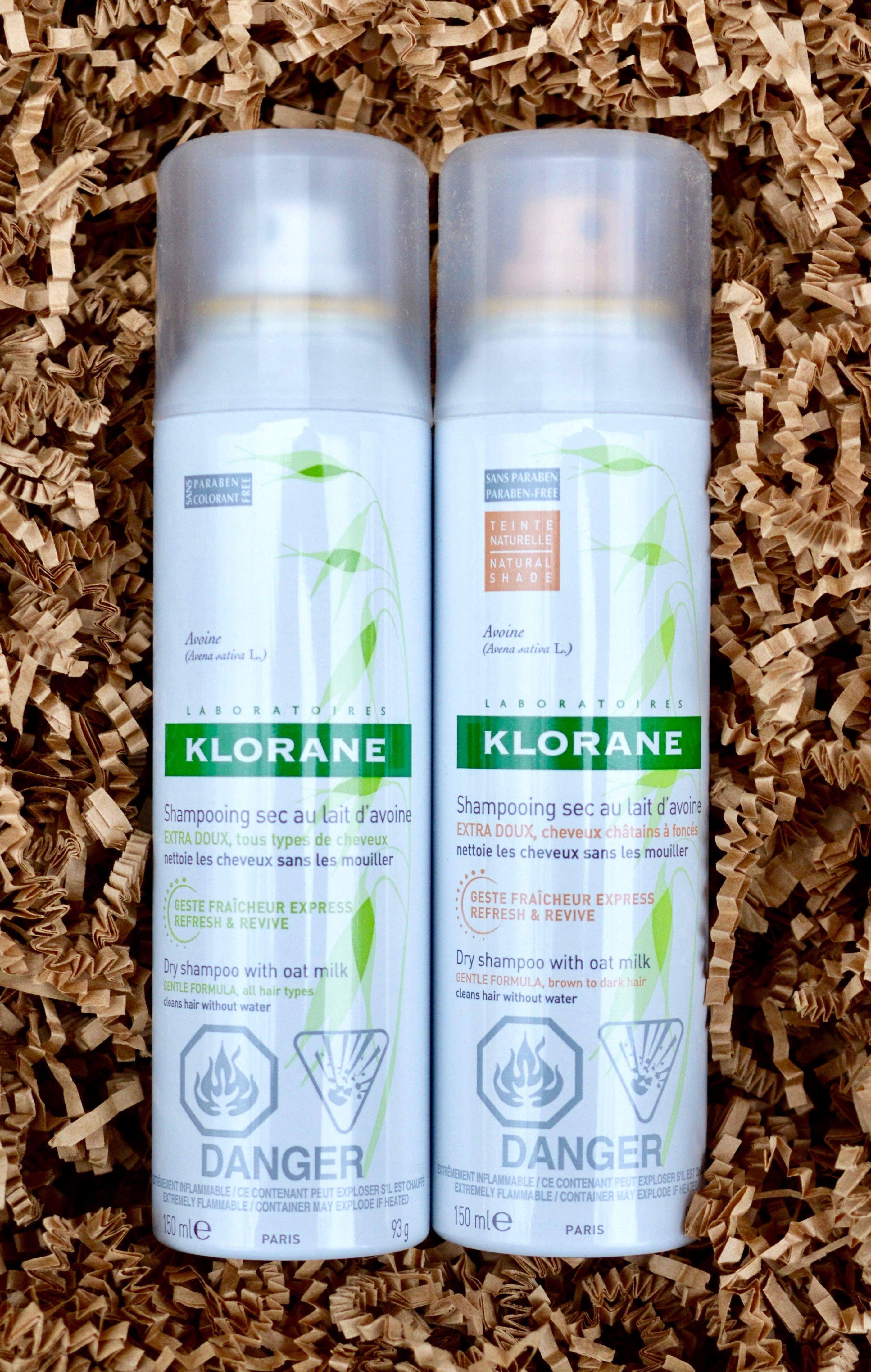 KloraneQuickFix Dry Shampoo (With images) Dry shampoo