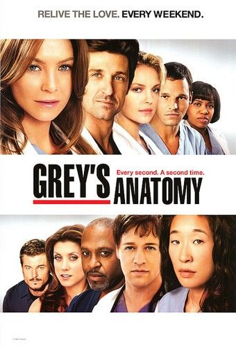 Greys Anatomy Images Season 1 Poster Hd Wallpaper And Background