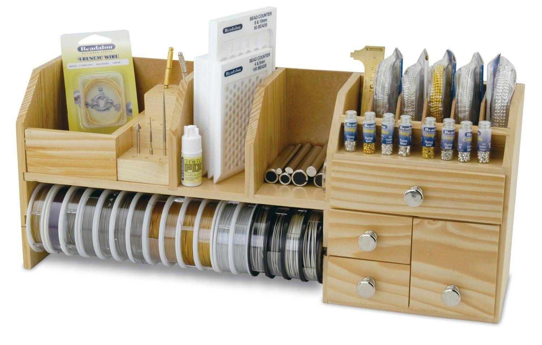 Beadalon Tool /& Spool Rack