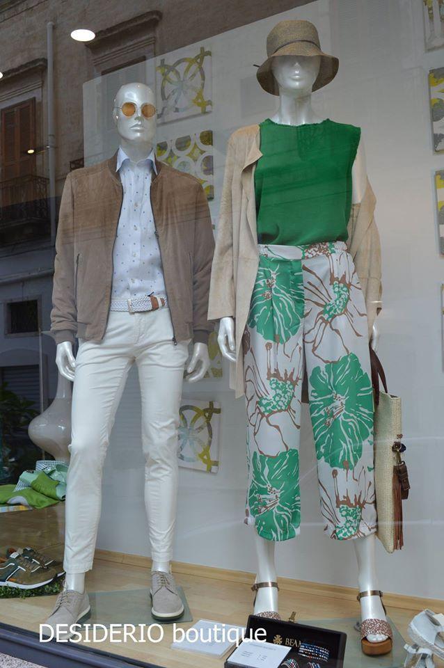DESIDERIO boutique uomodonna