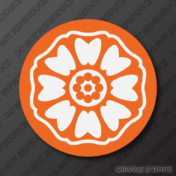 Order Of The White Lotus Pi Sho Avatar Tlab Themed Vinyl Decal