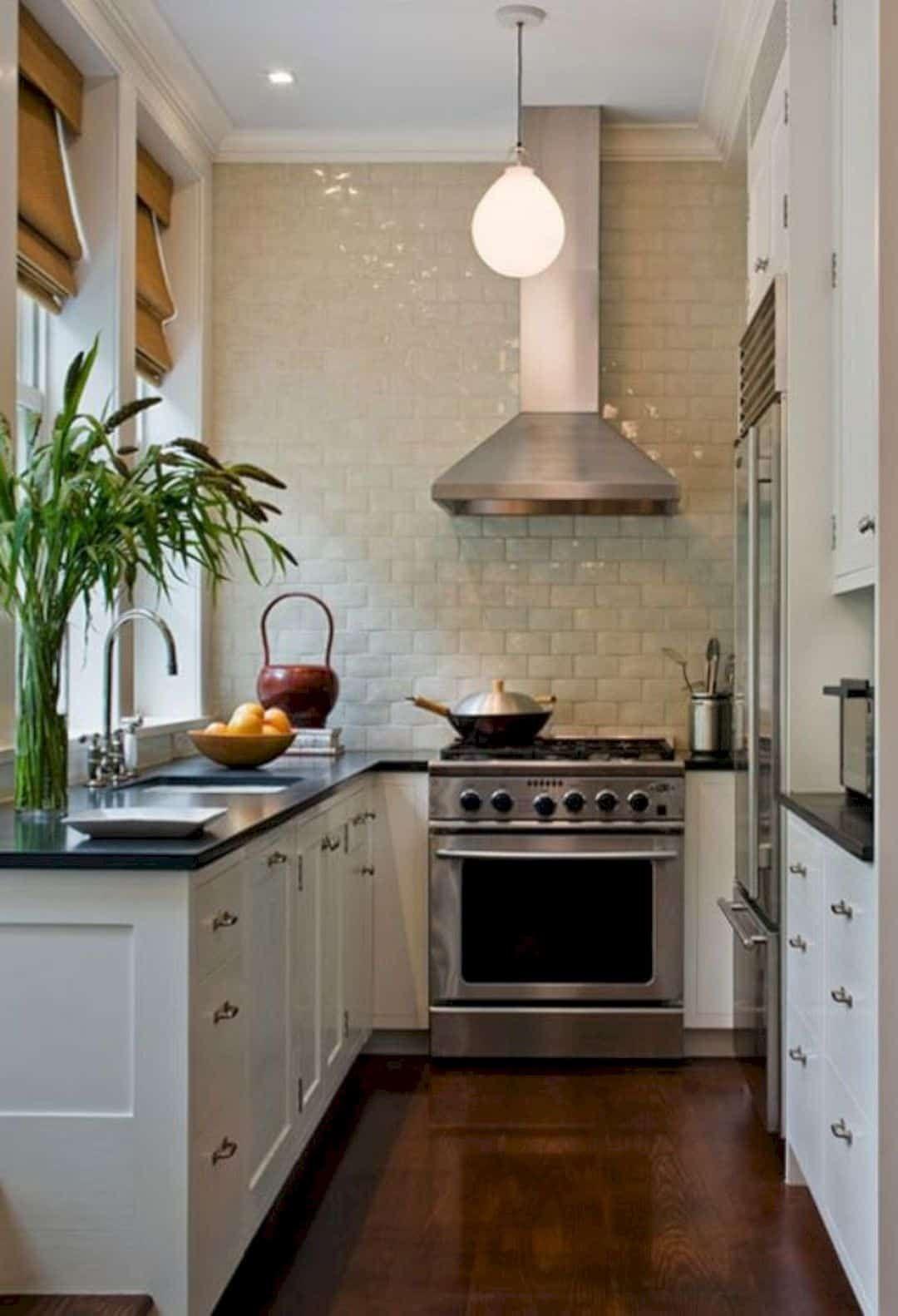 17 Small Townhouse Interior Design Ideas Kitchen Remodel Small Kitchen Design Small Kitchen Design